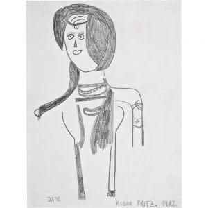 Fritz Koller, DAME, 1982